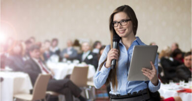 Public Speaking Training Course
