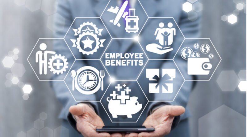 Half of employees would sacrifice part of their salary for personalised employee benefits