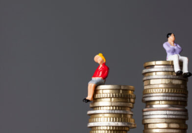 According to research, female FTSE 100 executive directors are paid 40% less than men